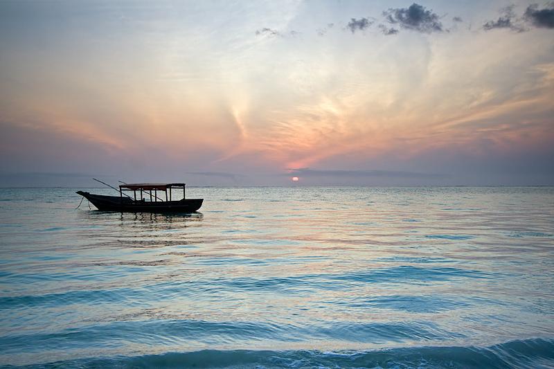 Pongwe Beach Sunrise