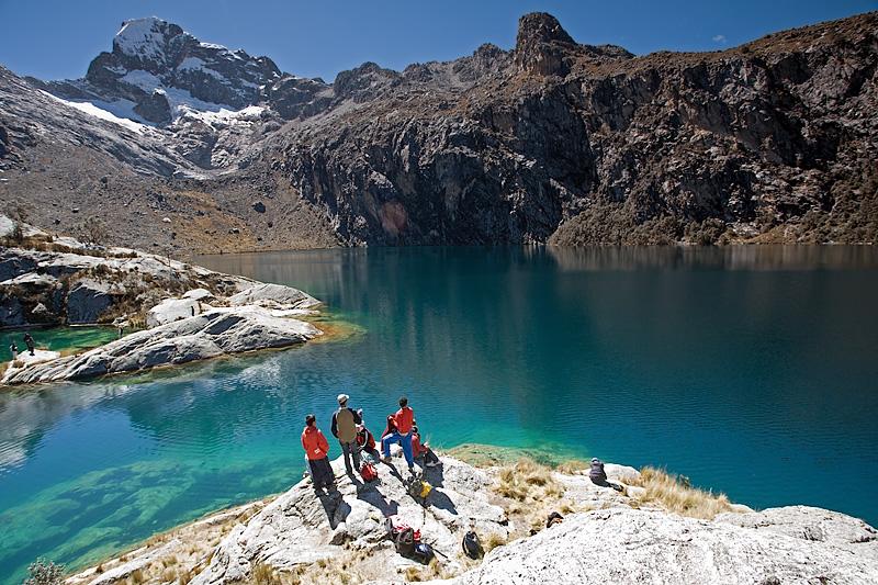 Churup Lake (4450m.)