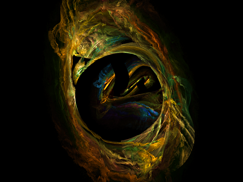 Apophysis Eye