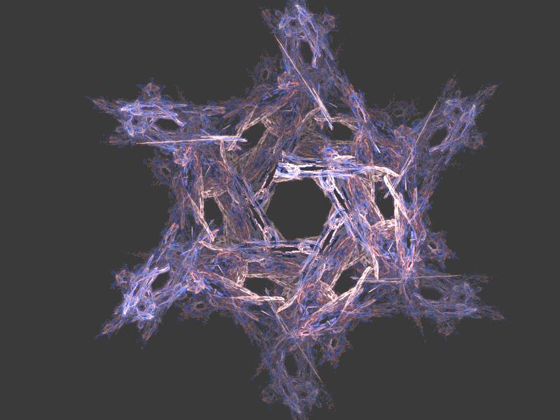 Apophysis Star