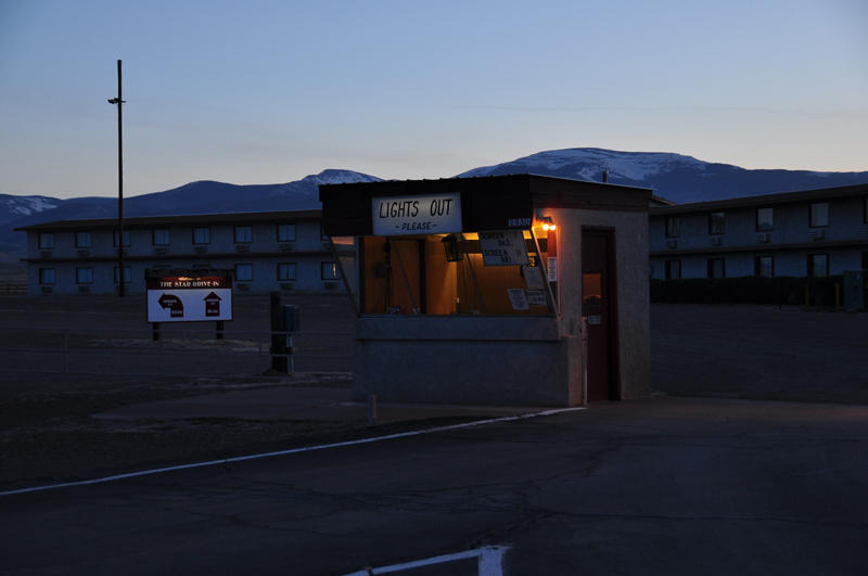 Star Drive In & Movie Manor Motel.