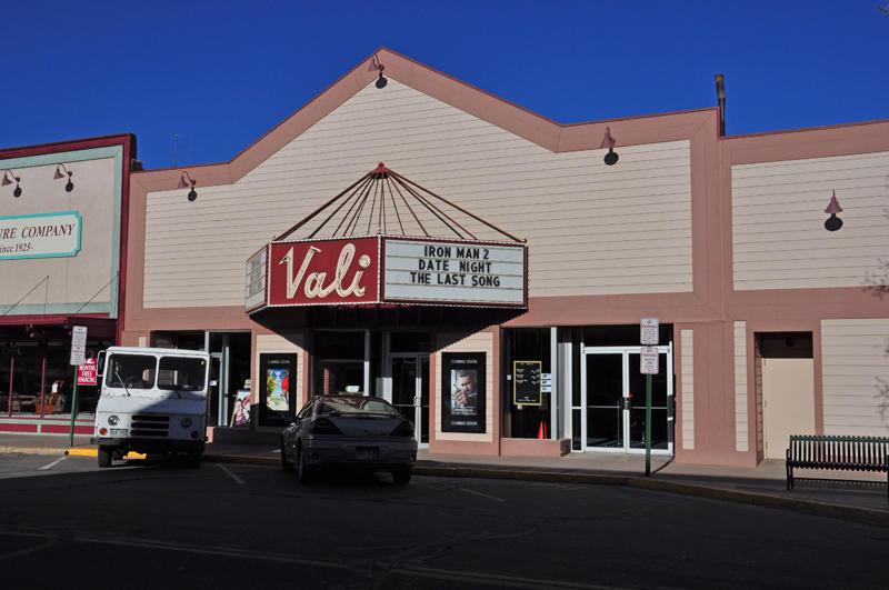 Vali Theatre.