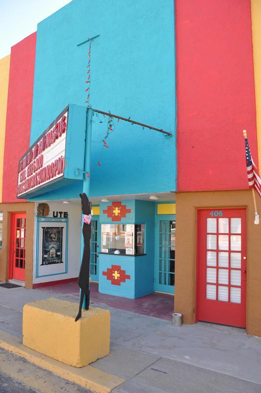 Ute Theatre.