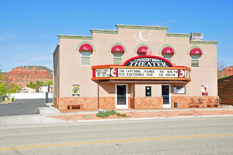 Crescent Moon Theatre.