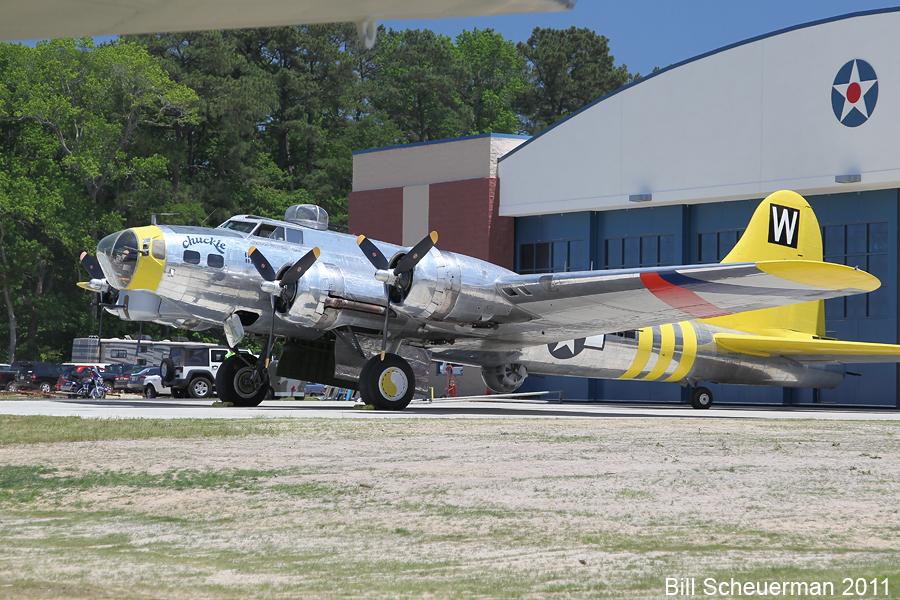 B-17 Chucky