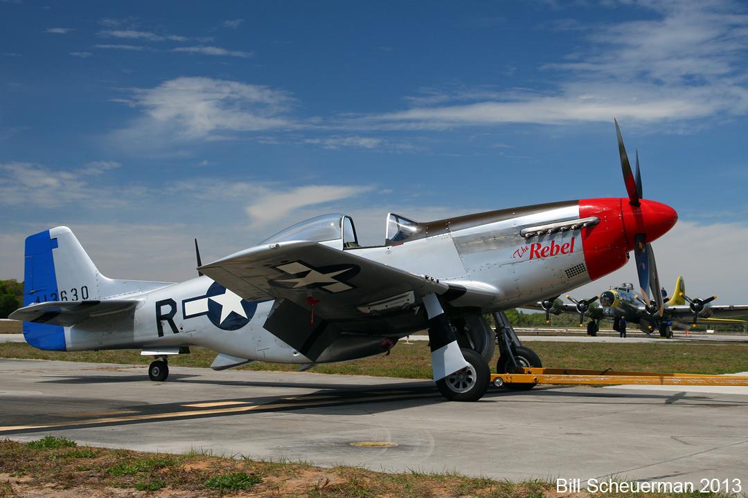 Doug Matthews P-51