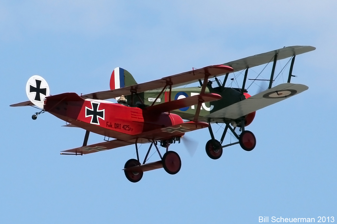 WWI Dogfight