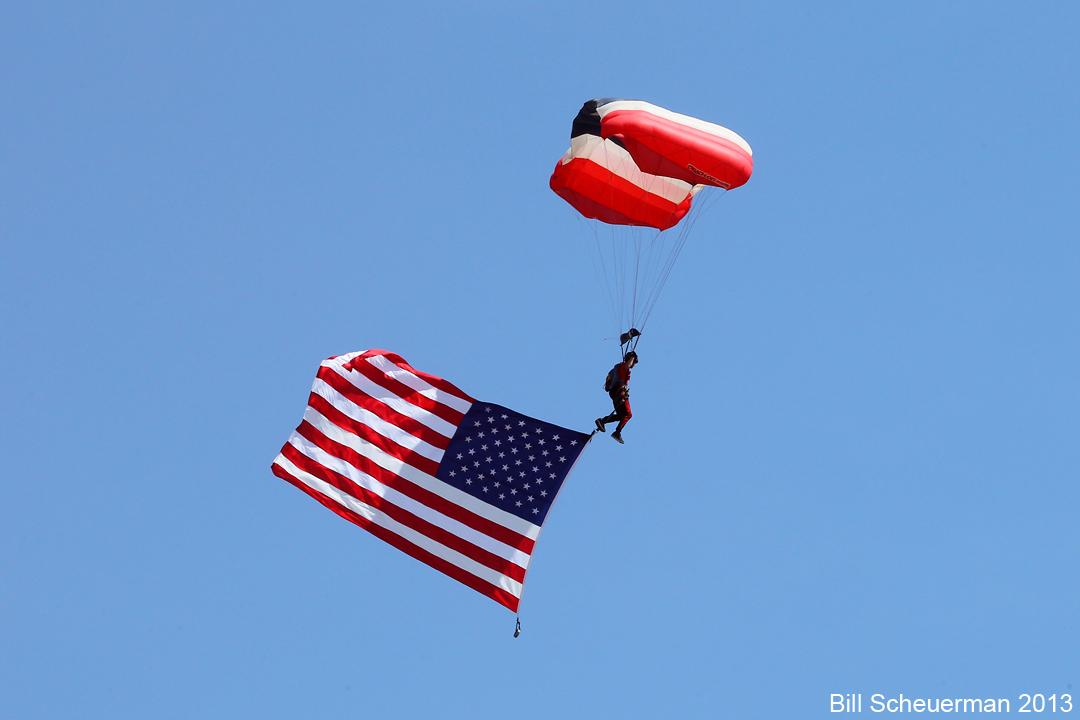 Flag Jump TICO 2013