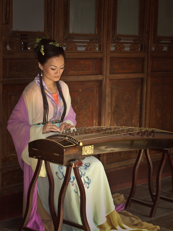 Suzhou Musician