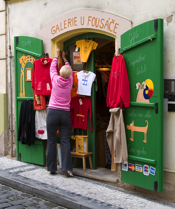 Galeries U Fousace