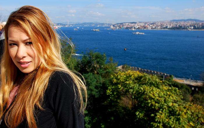 Liz and the Bosphorus