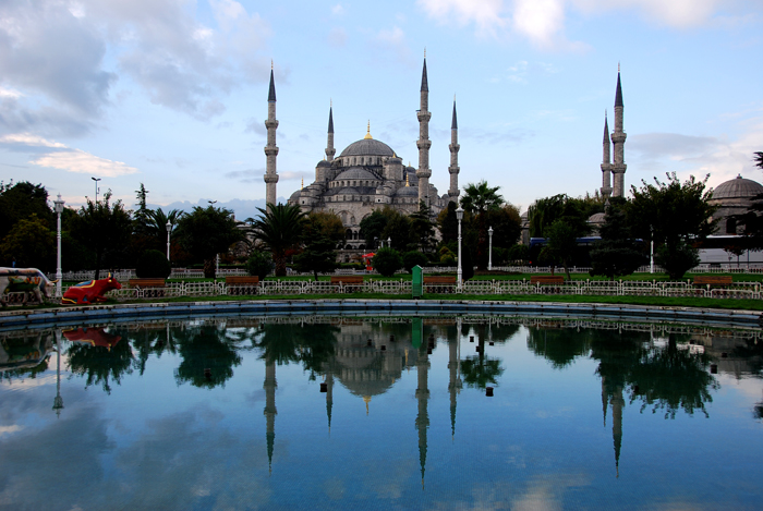Blue Mosque II
