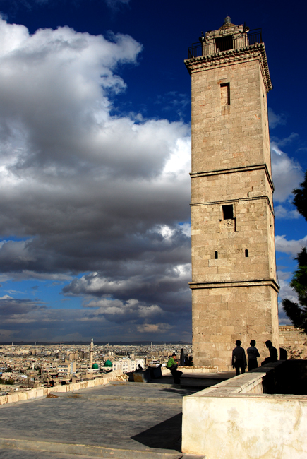 On Top of Aleppo