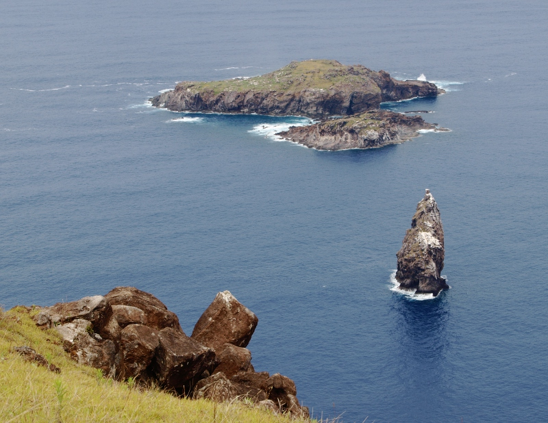 Island where the sooty terns egg was sought