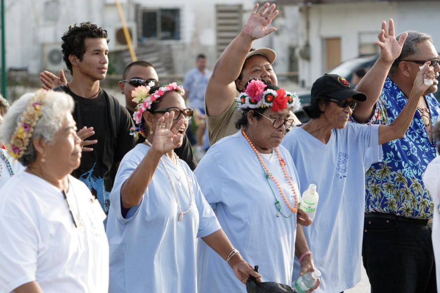 Saipan Parade of Cultures