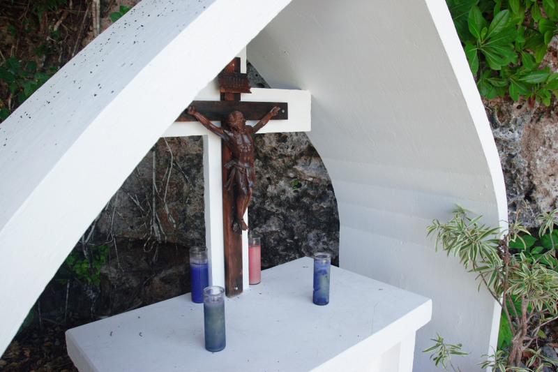 Shrine on Rota