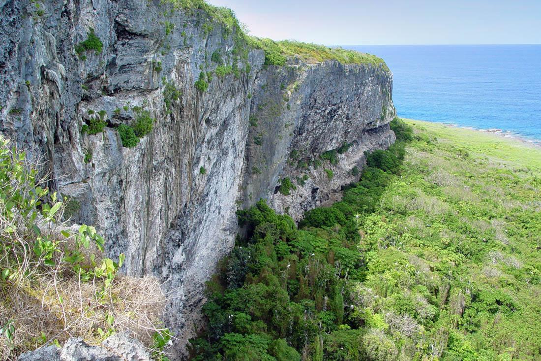 Suicide Cliffs