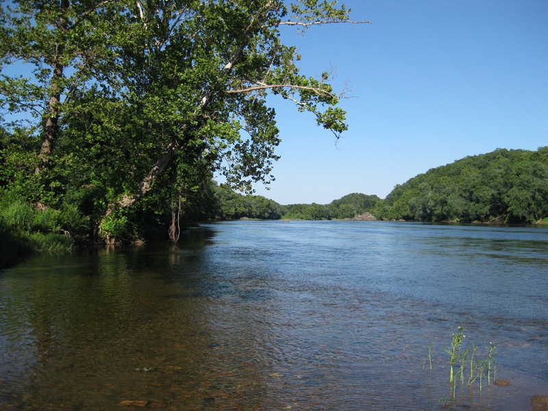 Afternoon on the James River