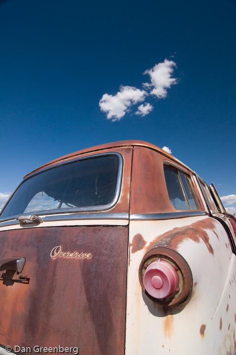 1952 Ford Wagon