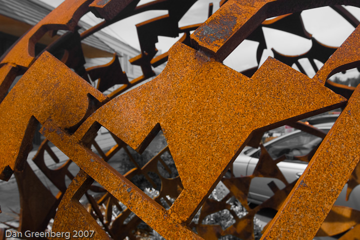 Abstract in Rust