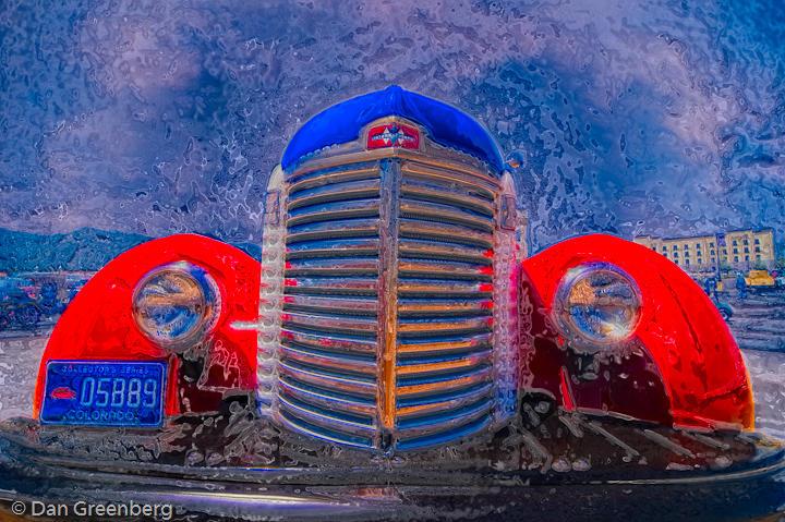 1946 International Pepsi Truck