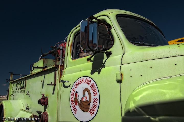 SCCA International Fire Truck
