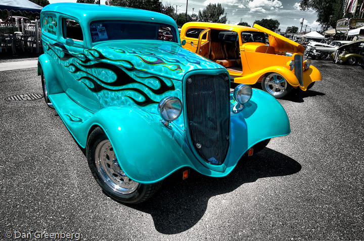 1933 Fords