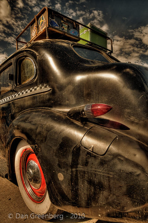 1938 Buick Taxi