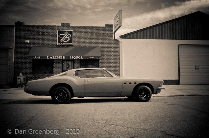 1973 Riviera #7