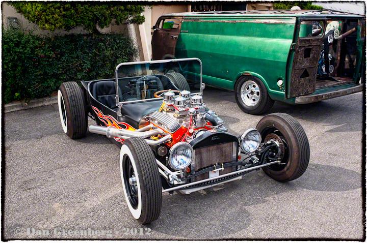 Low Slung Model T