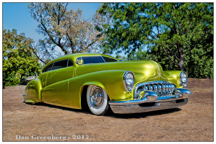 1947 Buick Roadmaster Series 70 at the Vintage Motor Cars of ...