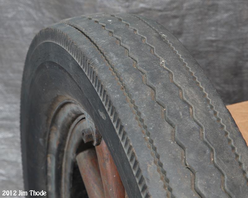 #2 Rear Wheel  $100