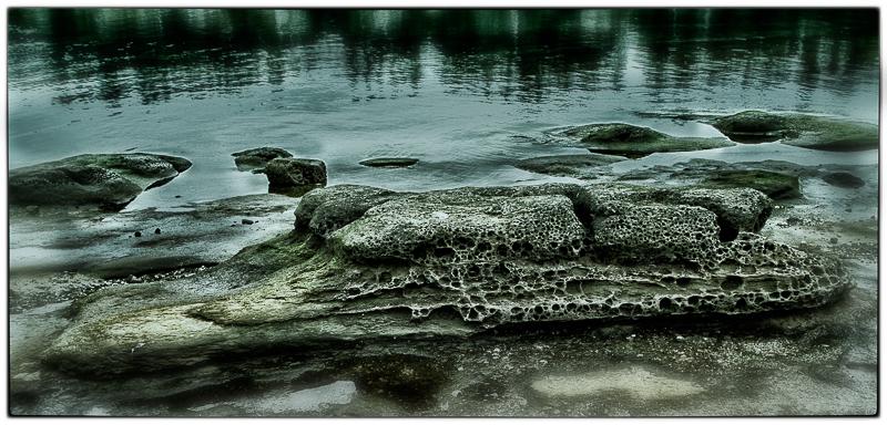 Rock, Craig Bay, Vancouver Island