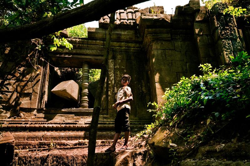 Temple dweller 1