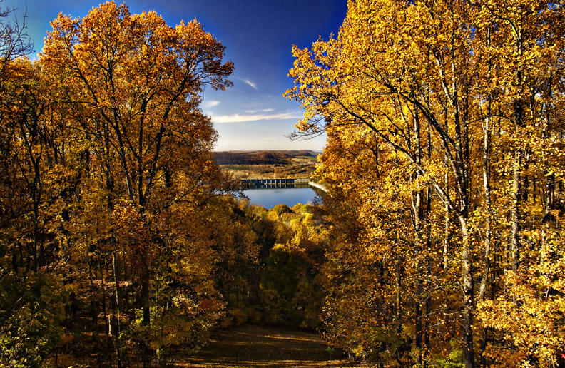 Autumn, Cumberland Plateau