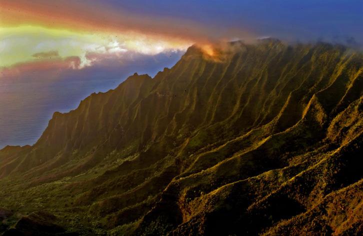Sunset, Kalalau