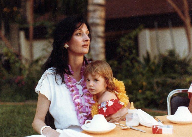 Hawaii, September 1984