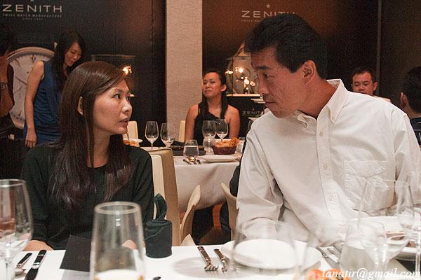 Zenith Dinner 2010