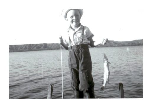 Early 60s --- Echo Lake, Saskatchewan