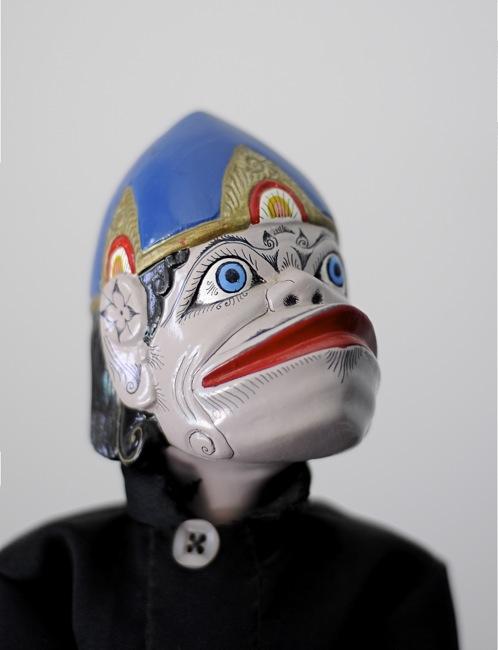 Wayang Golek Puppet - Togog