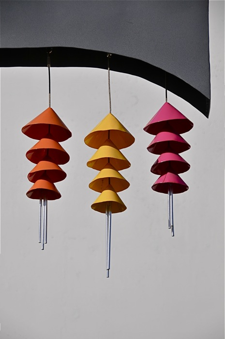 High Key Wind Chimes