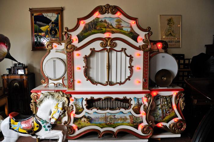 1903 Wurlitzer Band Organ