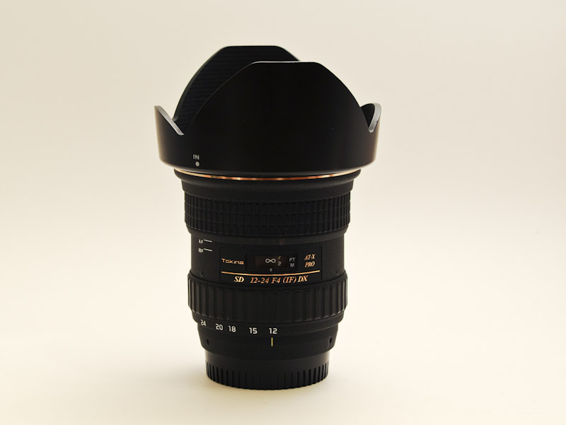 Tokina 12-24mm f/4 AT-X 124 AF Pro DX