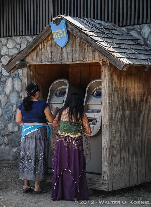 Renaissance ATM