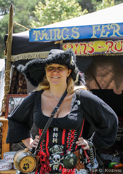 The Lady Pirate