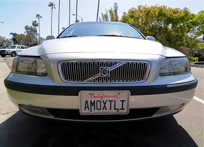 The Amoxtlimobile at Swamis