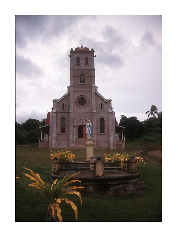 Wairiki Catholic mission