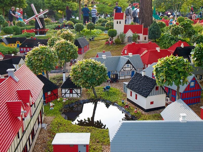 2009-07-21 Legoland - Denmark