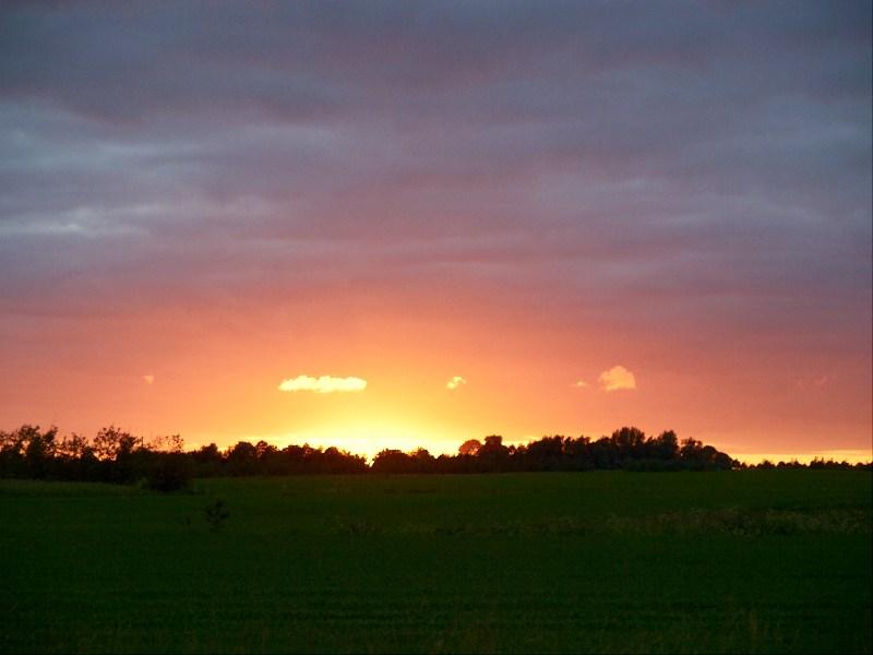 2010-06-22 Sunset