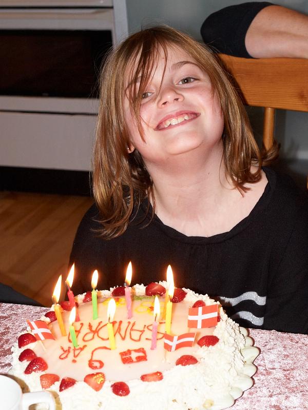 2010-12-11 Sandras birthday